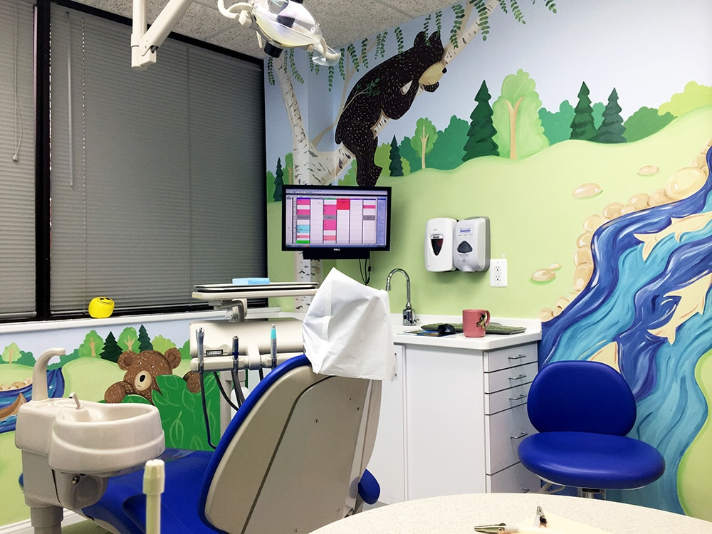 Pediatric dentist Jamison