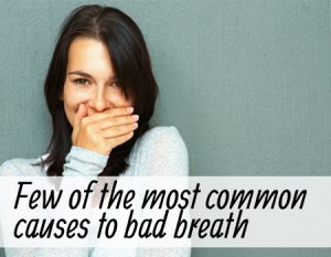 Common Causes of Bad Breath In Chalfont