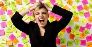 Effects of Chronic Stress on Your Smile